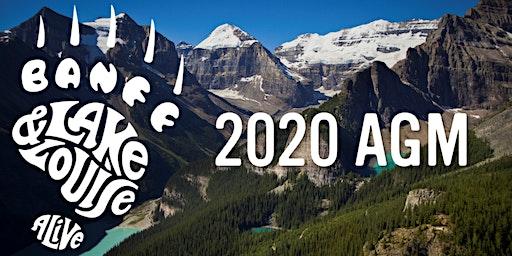 Banff & Lake Louise Tourism AGM 2020