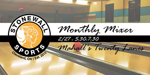 February Monthly Mixer