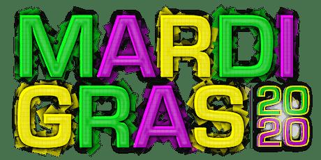 Mardi Gras Single Professionals Party tickets