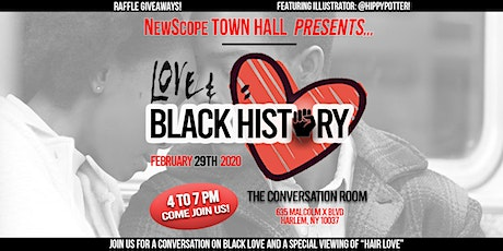 NewScope Town Hall: Love & Black History tickets