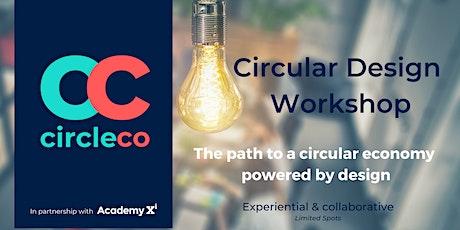 Circular Design Workshop Sydney tickets