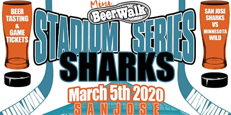 San Jose Sharks & Breweries - Stadium Series 2020 tickets