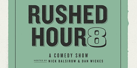 Rushed Hour (FREE Comedy show in Crown Heights, Brooklyn) tickets