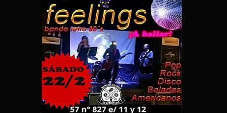 Feelings. Covers para Bailar !