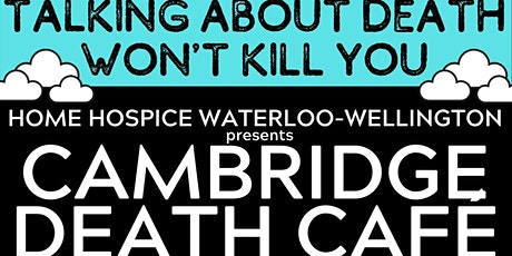 Cambridge Death Cafe tickets