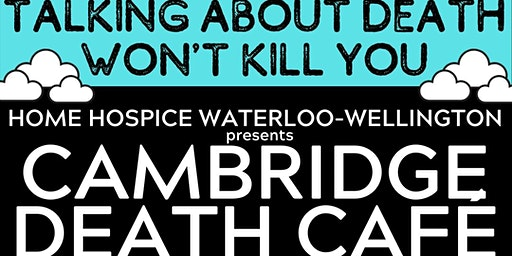 Cambridge Death Cafe