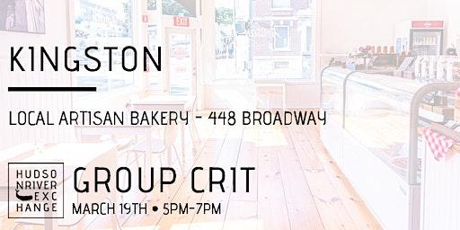 Group Crit at Local Artisan Bakery - Kingston