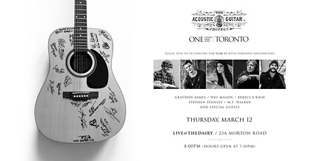 The Acoustic Guitar Project Concert tickets