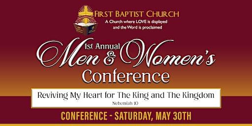 Men & Women's Conference