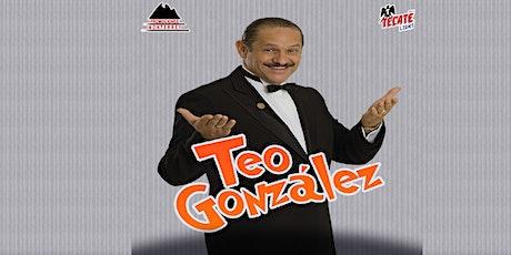 Teo Gonzalez tickets