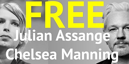 Free Julian Assange and Chelsea Manning