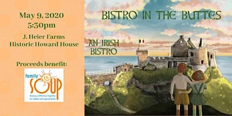 Bistro in the Buttes: An Irish Bistro tickets
