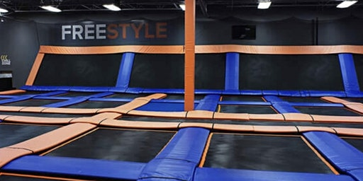 Leap Day Sky Zone Trip