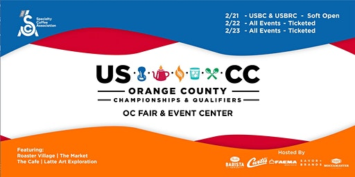 US Coffee Championships - OC FAIRGROUNDS, SoCal 2020