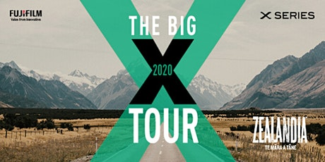 Fujifilm Big X Tour 2020 at ZEALANDIA tickets