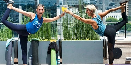 Rooftop Yoga + Bottomless Mimosas ( 3rd Date) tickets