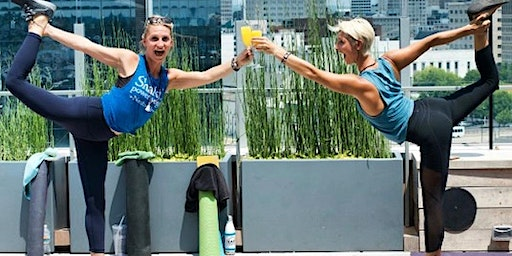 Rooftop Yoga + Bottomless Mimosas ( 3rd Date)