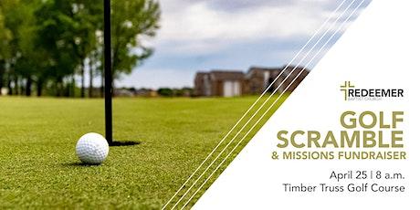 Redeemer Golf Tournament 2020 tickets