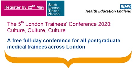 The London Trainees' Conference 2020: Culture, culture, culture tickets
