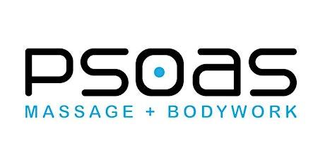 Mat Pilates at Psoas Massage + Bodywork tickets