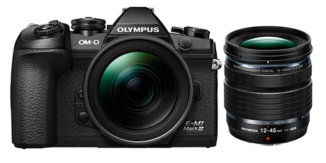 Introducing the new Olympus EM1 MKIII ! tickets