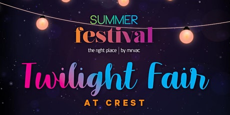Twilight Fair at CREST tickets