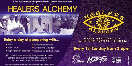 Healers Alchemy tickets