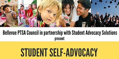 Student Voice in the IEP/504 process - a workshop for students and parents tickets