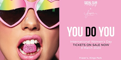 2020 International Women's Day Brunch // YOU DO YOU tickets