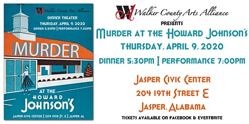 Murder at the Howard Johnson's - Dinner Theater