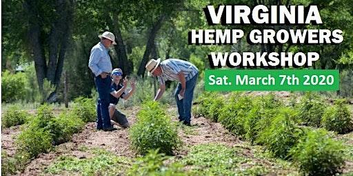 Virginia Hemp Growers Workshop