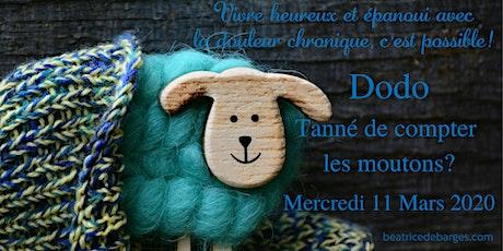 Dodo : Tanné de compter les mouton? billets