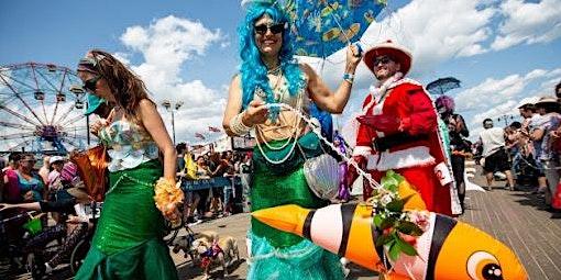 FREE EVENT - MERMAID PARADE PHOTOWALK - CONEY ISLAND - JUNE 20 2020