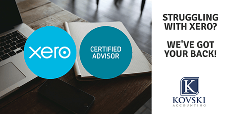 XERO for Small Business Owners - Full Day Course (WOLLONGONG) - 23 July, 2020 tickets