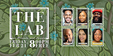 The Lab: A Very Black Experimental Comedy Show (FREE!) tickets