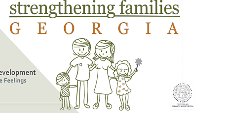 Strengthening Families Georgia tickets