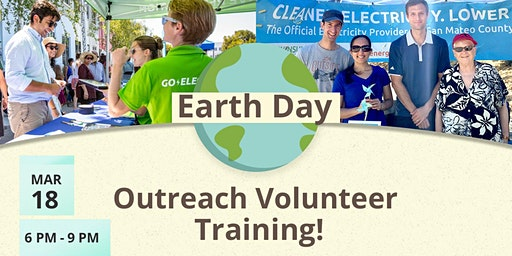 Volunteer with Peninsula Clean Energy - Outreach Training Session