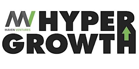 Maven Hypergrowth 2020 tickets