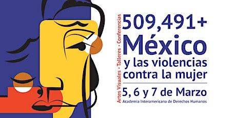 Jornada Cultural del Día Internacional de la Mujer boletos