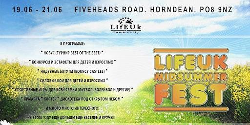 LifEUk Midsummer Fest 2020