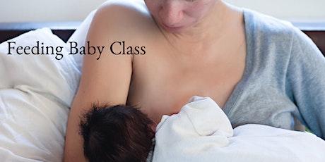 Infant Feeding Class tickets