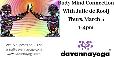 Yoga and the Body/Mind Connection tickets