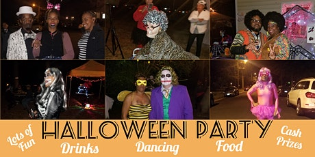 1st Annual Halloween Party tickets