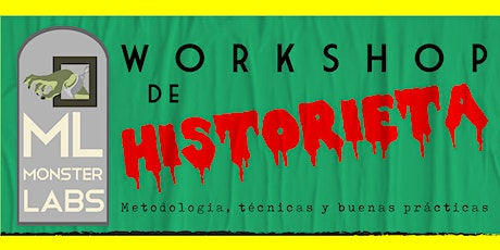 Workshop de Historieta entradas