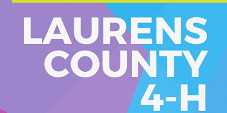 Spring Break Camp (Laurens County 4-H) tickets