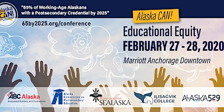 6th Annual AlaskaCAN! Conference: Educational Equity tickets