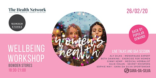 Women's Health Workshop by The Health Network