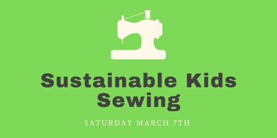 Sustainable Kids Sewing