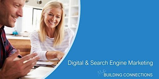 Digital & Search Engine Marketing