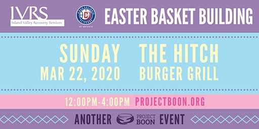 Easter Basket Building Event- Volunteers Needed